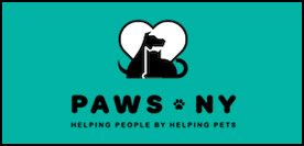 Paws NY Helping people by helping pets