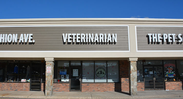 Locust Valley Veterinary Clinic Request Appointment